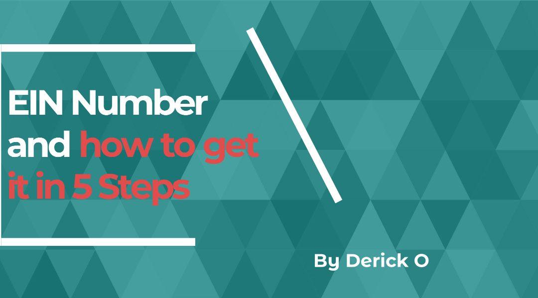 5 Steps to EIN Blog
